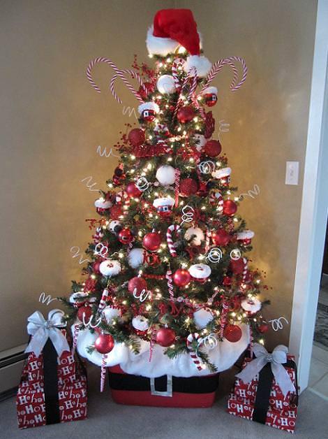arbol navidad artificial