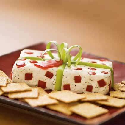 canapes faciles para preparar esta navidad