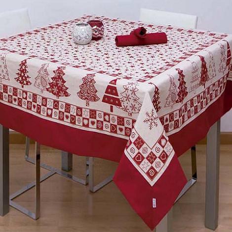 Moldes para manteles y caminos de mesa en richelieu - Manteles para navidad ...