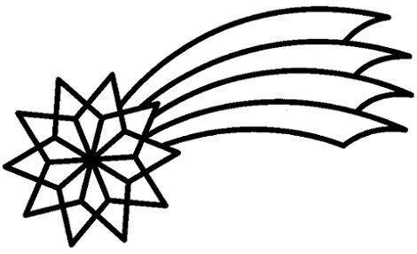 Como dibujar una estrella de navidad imagui for Estrella fugaz navidad