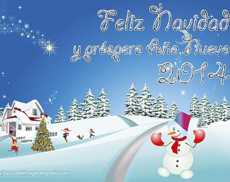 Felicitaciones de navidad y a o nuevo 2014 - Felicitaciones cortas de navidad y ano nuevo ...