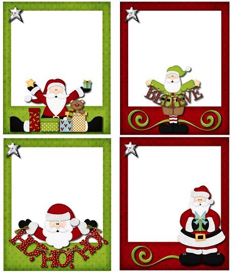 etiquetas para regalos de navidad imprimir gratis