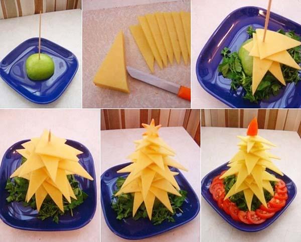 5 aperitivos para navidad f ciles y originales - Adornos originales para arbol de navidad ...