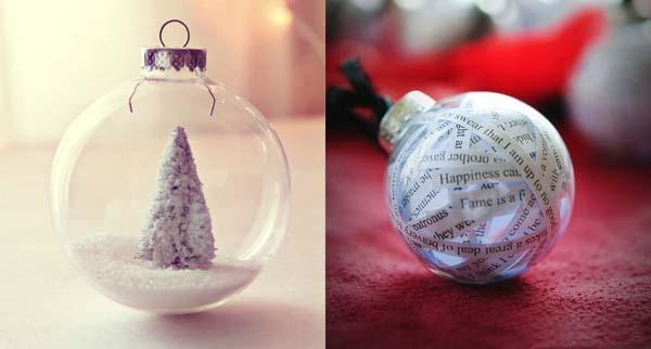 Ideas para hacer la decoraci n navide a de forma casera for Decoracion de navidad casera
