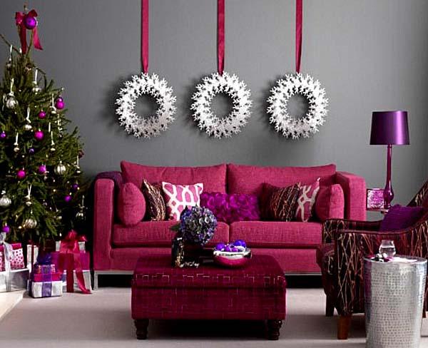 Consejos para decorar nuestra casa en navidad - Adornar la casa en navidad ...