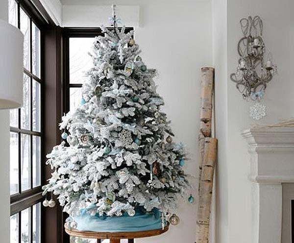 Diferentes propuestas para decorar un rbol de navidad - Arboles de navidad diferentes ...