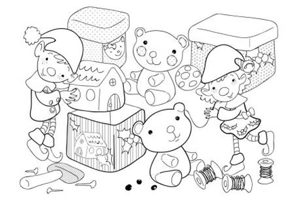 Dibujos Para Colorear Navidenos Imprimir: Tarjetas De Navidad Infantiles Para Colorear