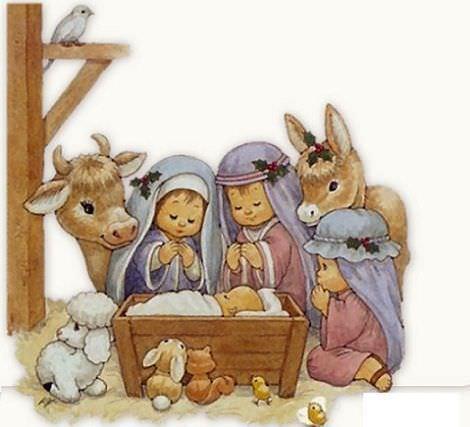 postales navidad portal beln - Postales De Navidad Originales