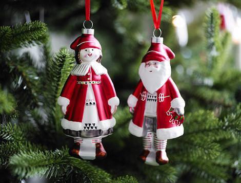Adorno de Papá Noel