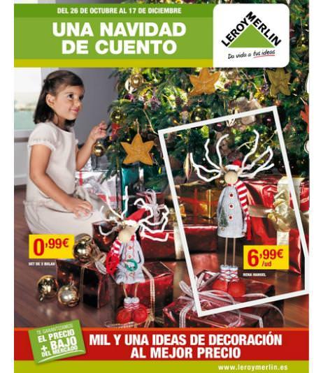 Catálogo Leroy Merlin Navidad 2012