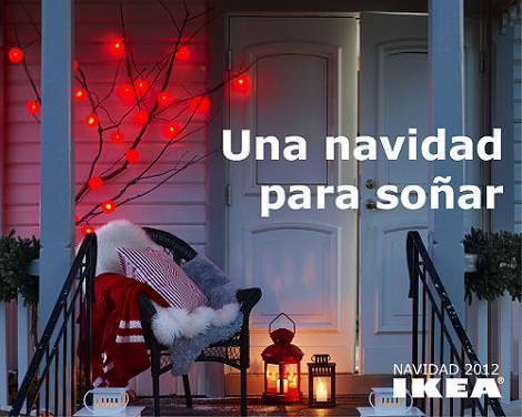 Catálogo de Navidad Ikea 2013