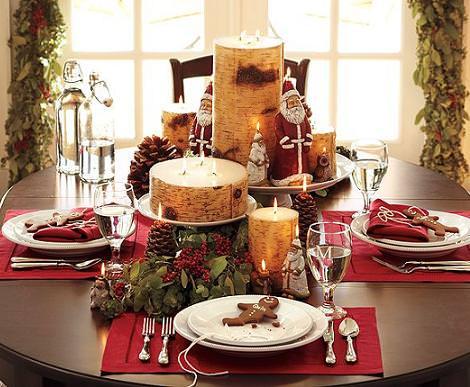 comida cenas navidad