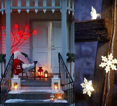 decoracion iluminacion navidad