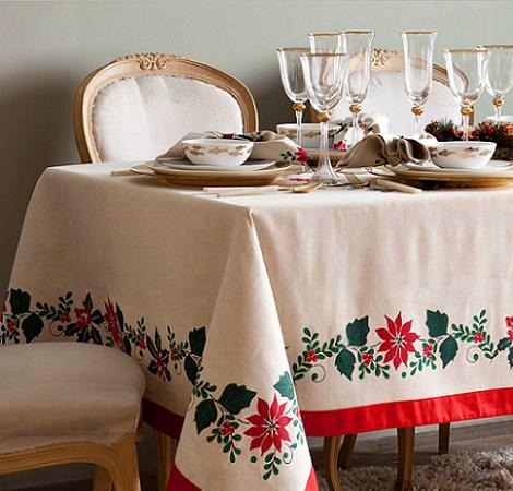 Ideas para la mesa de navidad - Mesas para navidad ...