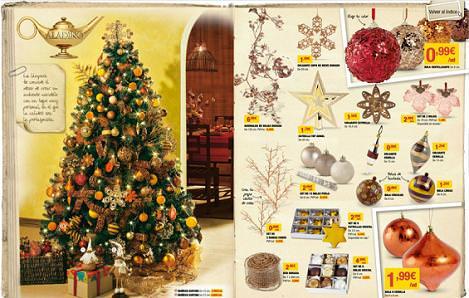 Navidad: decoración de Leroy Merlin