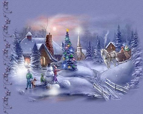 postales navidad gratis