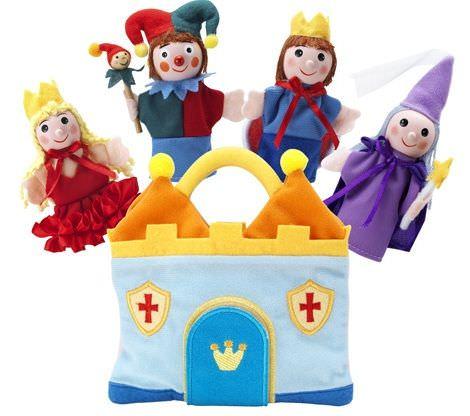 regalos originales niños marionetas
