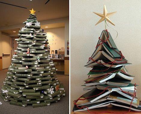arboles navidad originales libros - Rboles De Navidad Originales