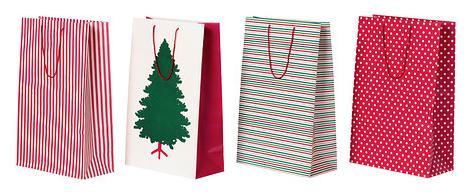 bolsas navidad regalo