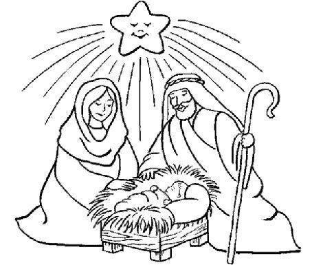 7 Dibujos De Navidad Para Colorear Gratis