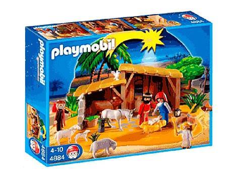 El belén de playmobil