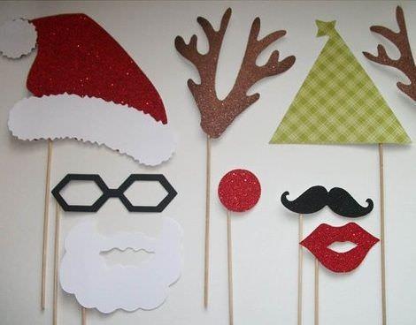 ideas decoracion navidad photo set