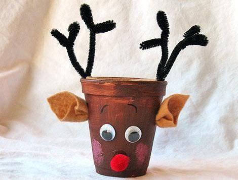 Manualidades De Navidad Fáciles Para Niños