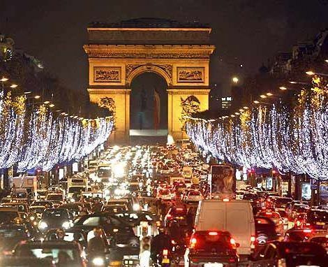 navidad paises paris