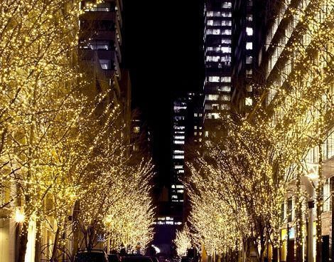 navidad paises tokyo