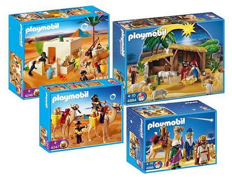 pack Belen Playmobil