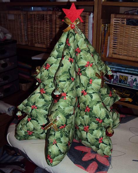 Patchwork de Navidad