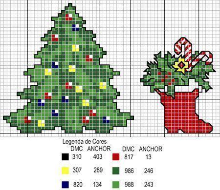patrones navidad