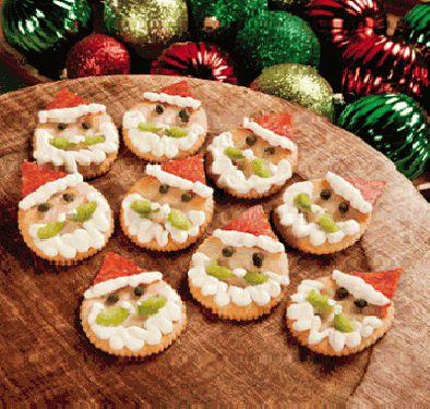 Aperitivos y canap s originales y f ciles de hacer para - Entrantes navidenos ...
