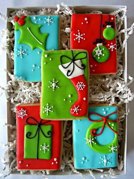 Galletas de regalos