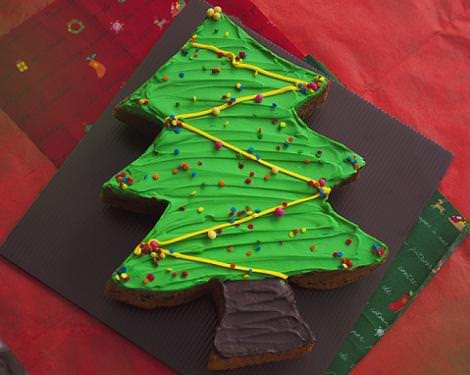 Tartas Árbol Navidad