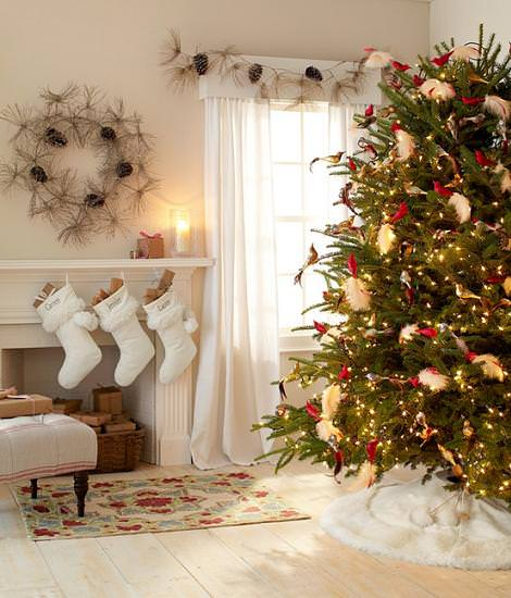 Ideas para decorar tu casa de navidad for Adornos para decorar tu casa