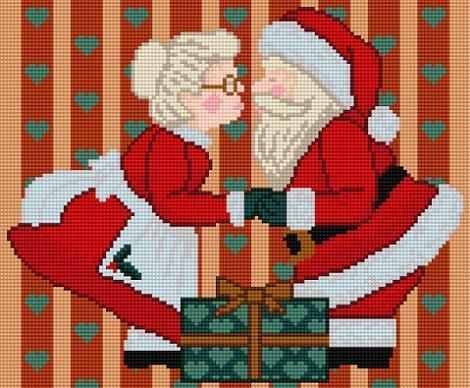 Papá y Mamá Noel