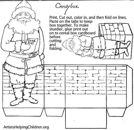 Recortables navidad para imprimir gratis – Regalos populares de ...