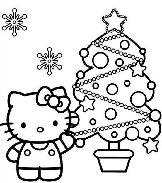 Dibujos de árbol de Navidad
