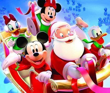 Felicitaciones De Navidad De Disney.Fondos De Pantalla Disney Navidad