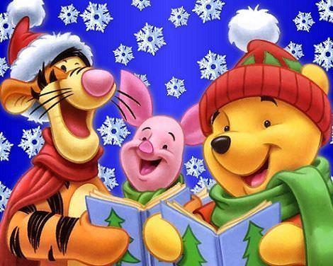 fondos de pantalla disney navidad