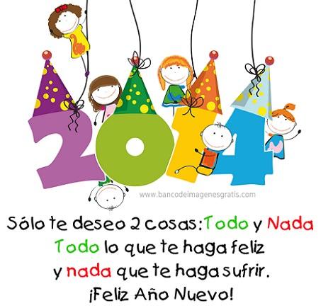 Felicitaciones de Navidad y Año Nuevo 2014
