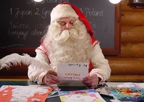 Mensajes para felicitar la Navidad 2012