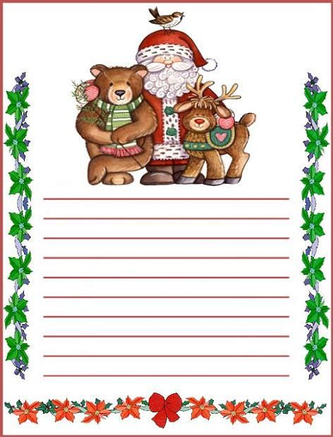 Carta Santa Claus