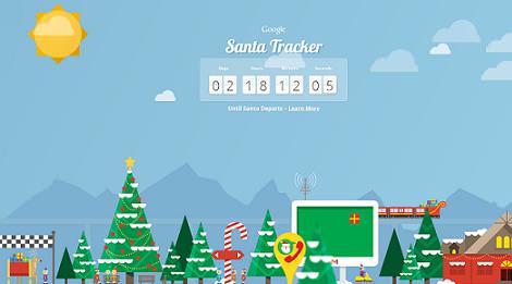 Juegos de Papá Noel: de google
