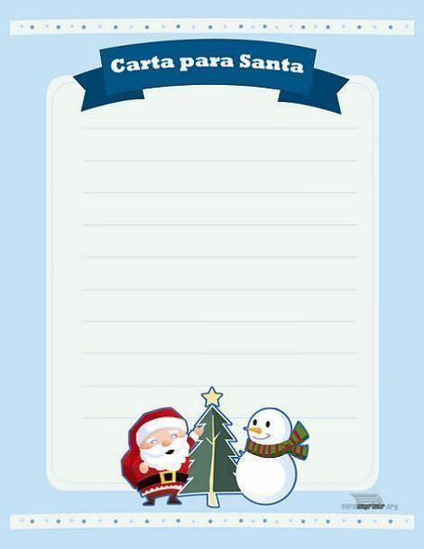 Santa Claus: carta