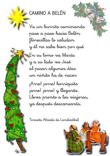 5 Poesías de Navidad cortas