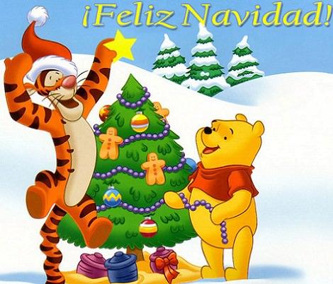postales navidad 2013 infantil
