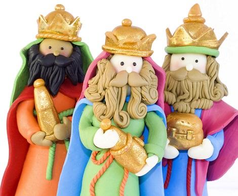 Imagenes Tres Reyes Magos Gratis.Imagenes Y Dibujos De Los Tres Reyes Magos