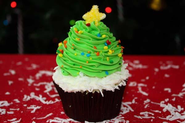 como-hacer-cupcakes-de-navidad